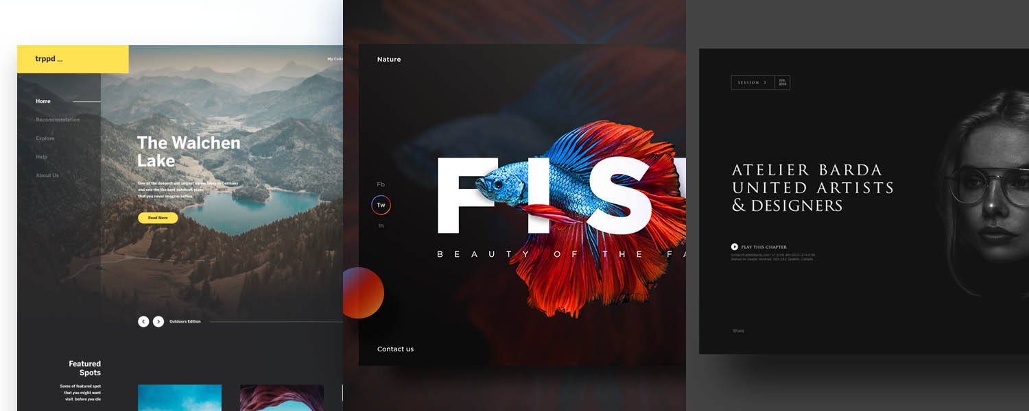 Weekly design inspiration – No. 13