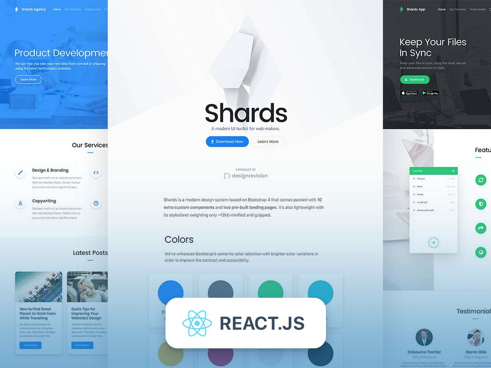 Shards React