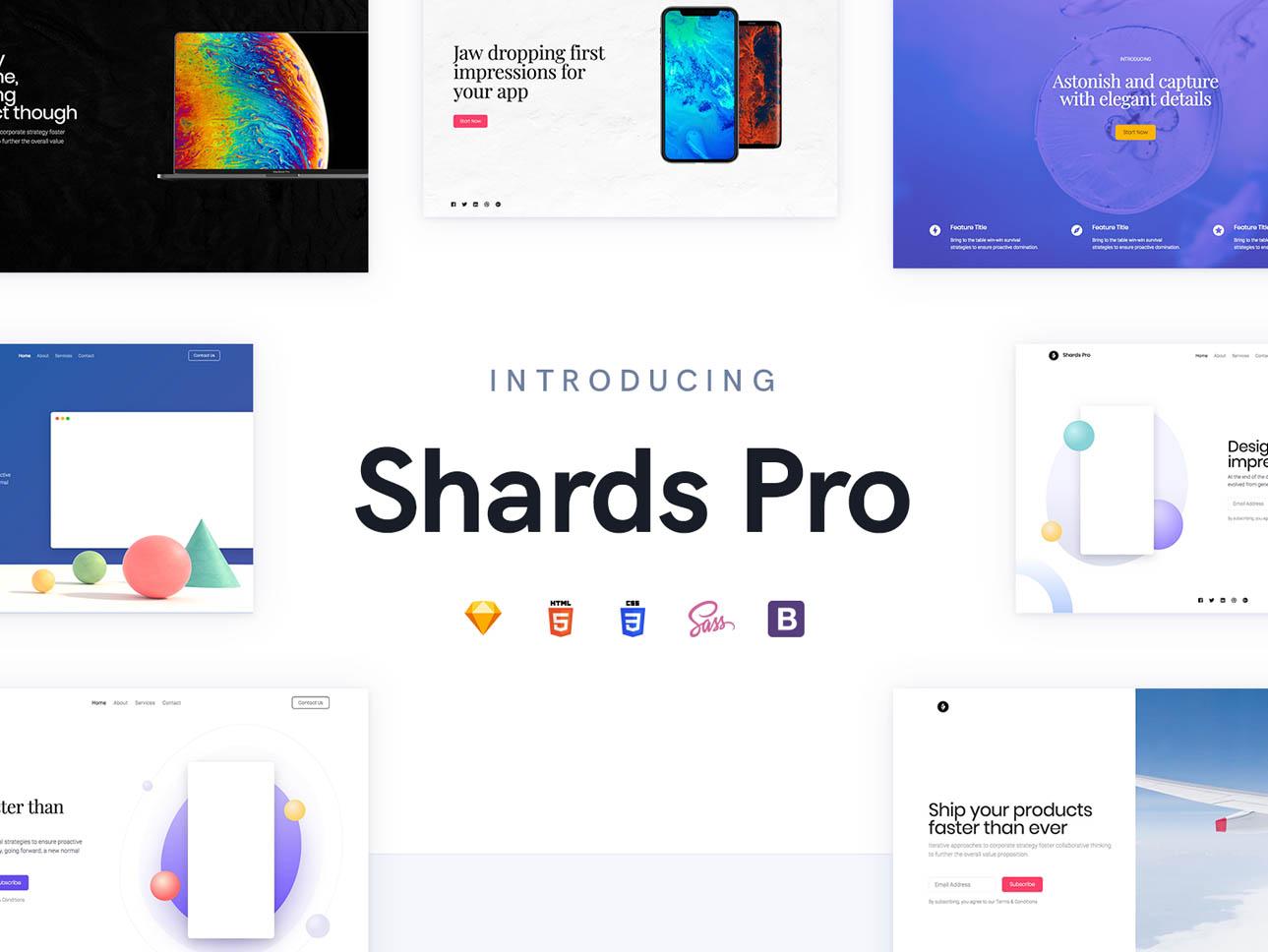 Shards Pro