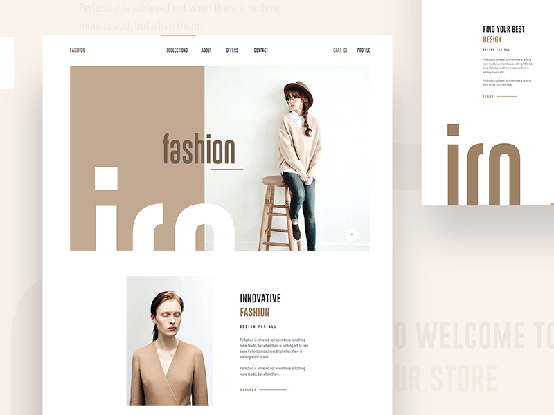 Fashion Web Exploration by Surja Sen Das Raj 💯